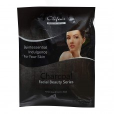 OLIFAIR Activated Charcoal Face Kit With Tea Tree Essential Oil