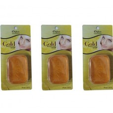 Olifair Ultra Gold Whitening Soap ( Pack of 3) (300 g)